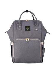 Sunveno Diaper Backpack Bag, Grey