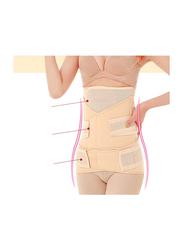 Sunveno 3-in-1 Adjustable Maternity Belt, Nude, Large