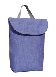 Sunveno Wet & Dry Organizer Diaper Shoulder Bag, Light Blue