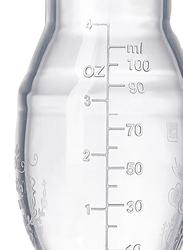 Sunveno BPA-Free Manual Breast Pump, 100ml, Clear