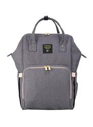 Teknum 3-in-1 Pram Stroller with Sunveno Grey Diaper Bag and Hooks, Khaki