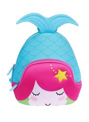 Nohoo Ocean Backpack Bag for Girls, Mermaid, Blue