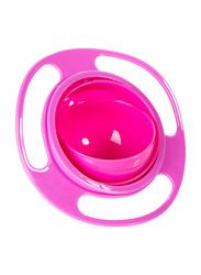 Eazy Kids Gyro Plastic Bowl, Pink