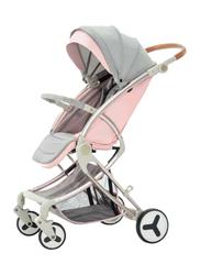 Teknum Feather Lite Traveller A1 Stroller, Light Pink
