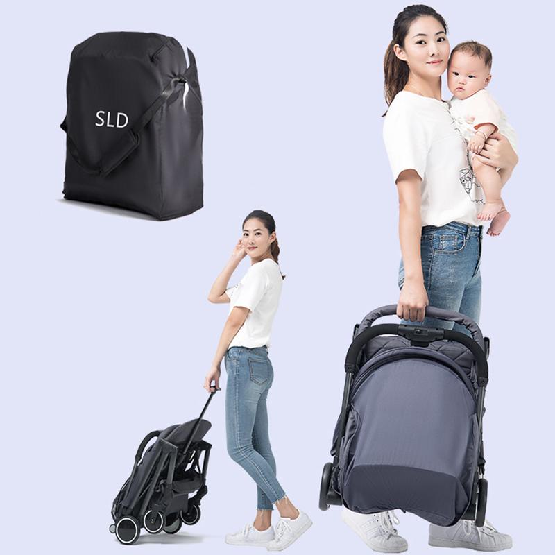 Teknum Travel Lite Stroller with Alameda Diaper Backpack Large and Hooks, Grey