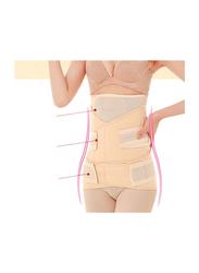 Sunveno 3-in-1 Adjustable Maternity Belt, Nude, X-Large