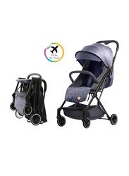 Teknum Travel Lite Stroller, SLD, Dark Grey